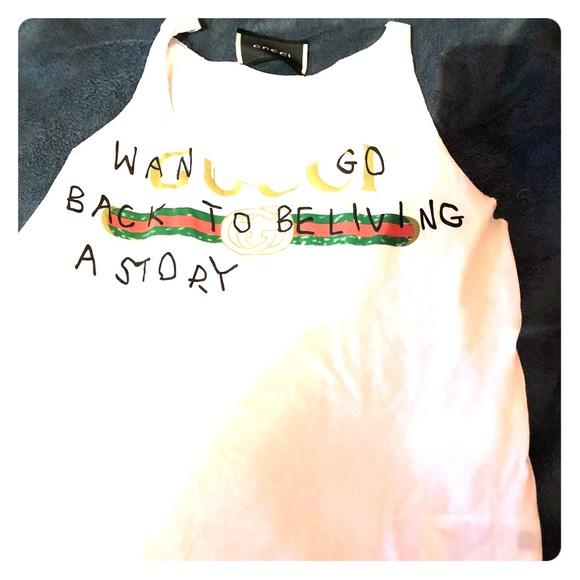 9d73cbdf35c28f Gucci Tops - Women s Gucci shirt